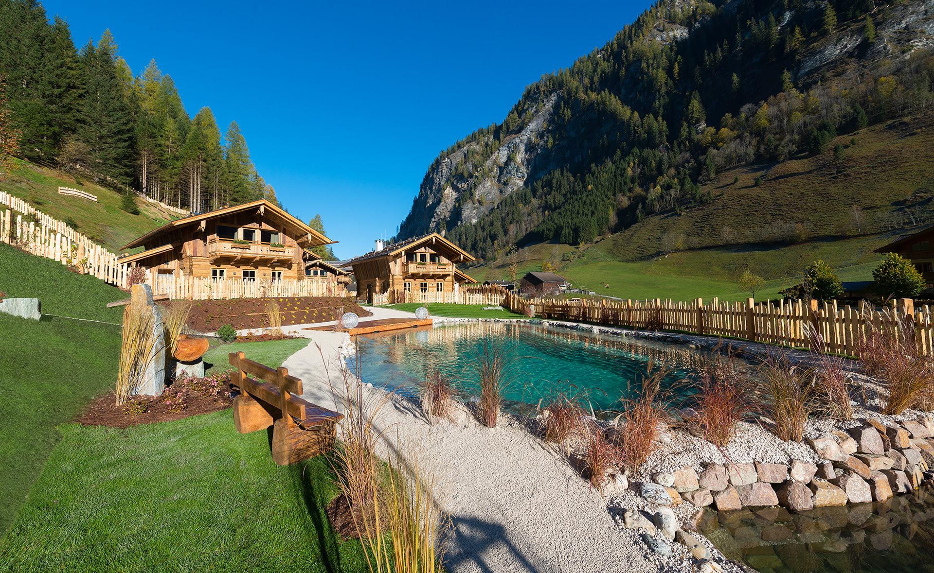 Verbringen Sie Ihren Sommerurlaub im Salzburger Land in Ihrem Luxus-Chalet