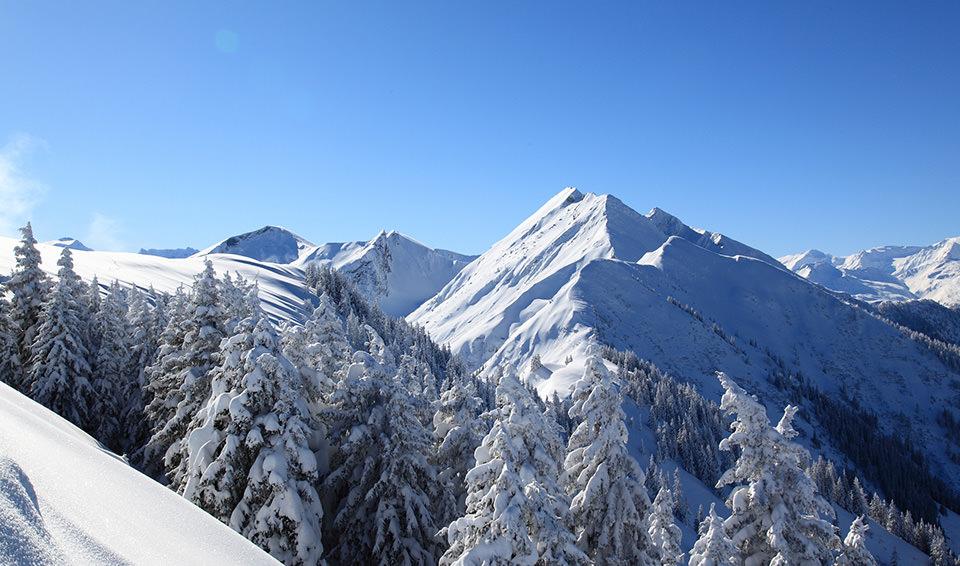Winterurlaub in Österreich inmitten des Nationalparks Hohe Tauern