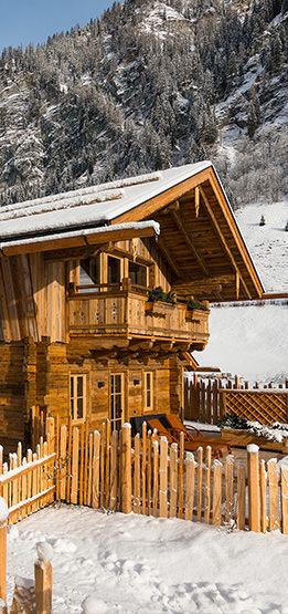 Verbringen Sie im Chaletdorf Auszeit Ihren Luxus Hüttenurlaub in Österreich