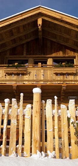 Verbringen Sie Ihren Winterurlaub in Österreich im eigenen Luxus-Chalet