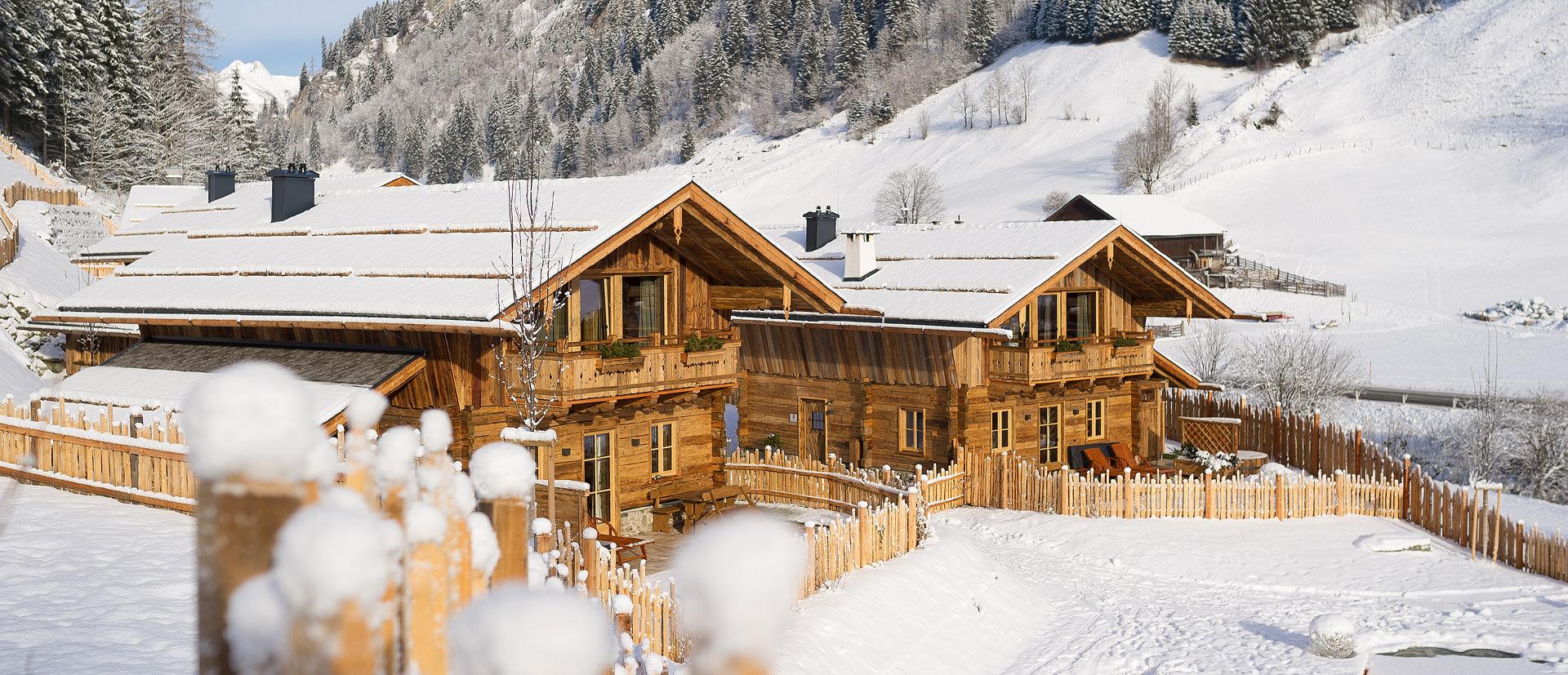 Der ideale Ort für Ihren Hüttenurlaub in Österreich