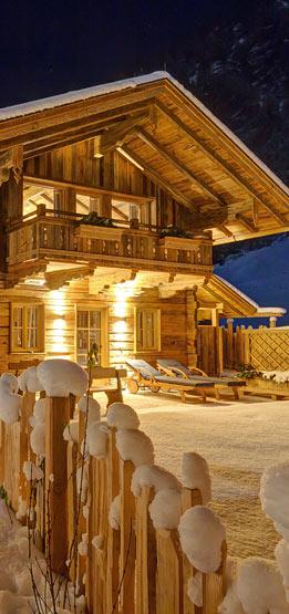 Verbringen Sie den perfekten Winterurlaub im Chaletdorf Auszeit in Großarl