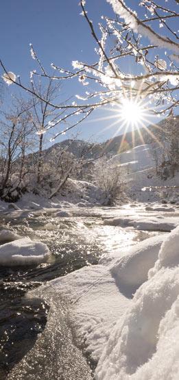 Genießen Sie Ihren Winterurlaub im eigenen Luxus-Chalet im Salzburger Land