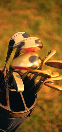 Entspannen Sie bei einer Runde Golf in Ihrem Urlaub in Österreich