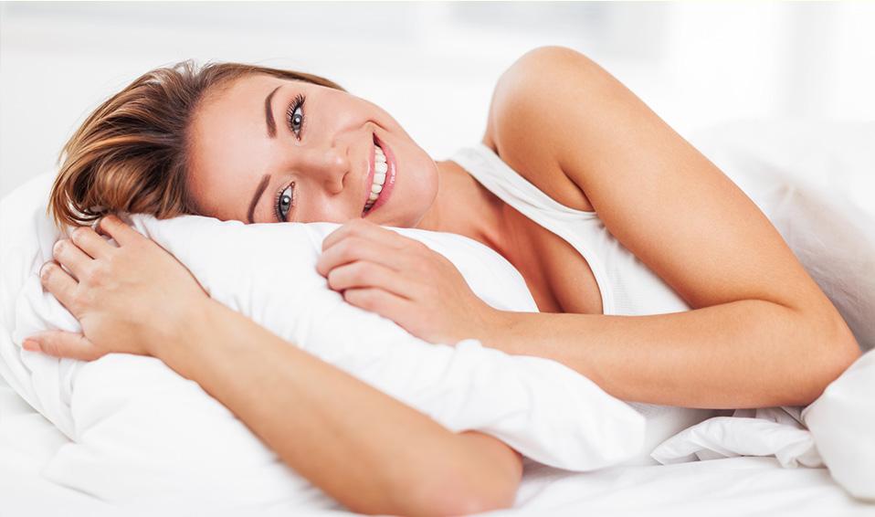 Hochwertiges Schlafsystem