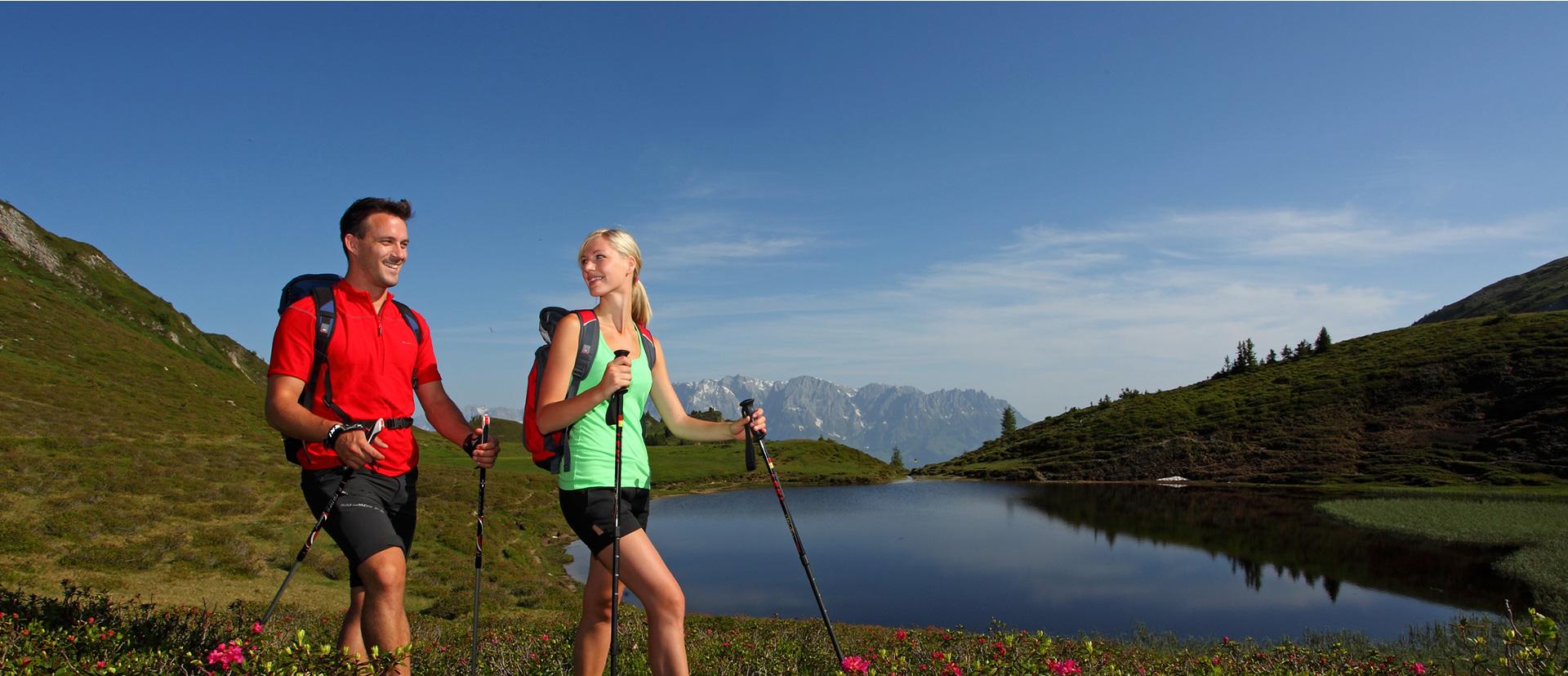 Genießen Sie Ihren Wanderurlaub im Salzburger Land