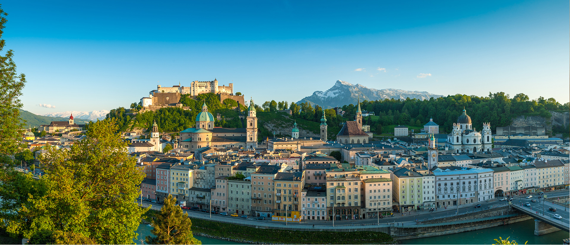 Entdecken Sie die Stadt Salzburg in Ihrem Urlaub in Österreich