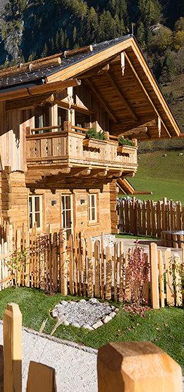 Verbringen Sie Ihren Luxus Chaleturlaub in Österreich